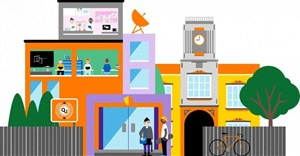 Visual Illustration - Orange Campus Africa