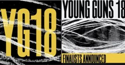 Global finalists for Young Guns 18 announced