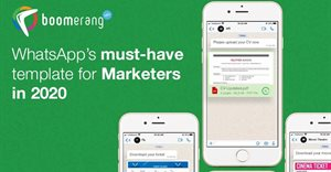 Boomerang.africa - WhatsApp templates increase engagement and conversion rates