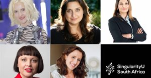 Leading women on stage at SingularityU Online Summit 2020