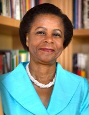 Dr Mamphela Ramphele, cofounder of ReimagineSA
