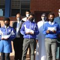 NGOs celebrate Mandela Day with Department of Education and Muslims for Humanity