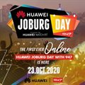 Huawei Joburg Day is back and online