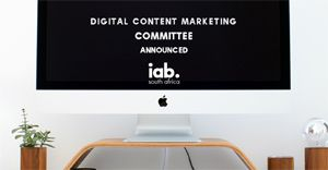 IAB South Africa Digital Content Marketing Committee announcement
