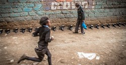 Older people in urban informal settlements live in poor socioeconomic conditions. Donwilson Odhiambo/SOPA Images/LightRocket via Getty Images