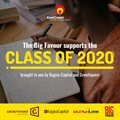 East Coast Radio's 'The Big Favour' donates R1m to support class of 2020
