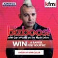 Small business owners can win a Toyota Hilux on KFM