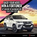 The 5th Edition of the Toyota Fortuner Challenge goes ahead