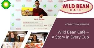Wild Bean Café Design-A-Cup winner has his future studies secured