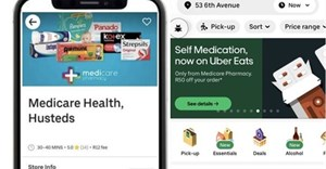 Uber Eats now offers medicine deliveries in SA