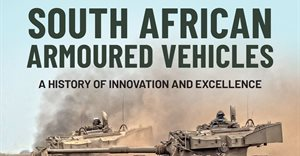 Dr Venter's passion for military heritage led to him publishing his first book