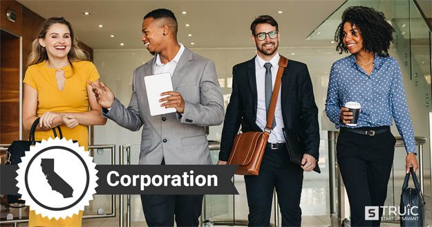 This is how to form a corporation in California