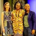 WOTF 2020 winners (L-R): Carolyn Hancock,Welile Gumede and Mmamontsheng 'Dulcy'Rakumakoe.