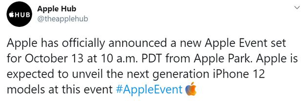 'Hi, Speed': iPhone 12 reactions from the #AppleEvent [social media analysis]