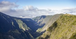 Explore an active volcano on Reunion Island now that it is open for travel
