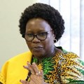 Nomalungelo Gina, deputy trade minister