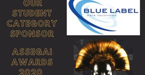 Blue Label Data solutions backs Assegai Awards