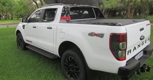 Ford releases a limited edition Ranger Thunder