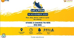OFM hosts virtual race in support of mental health