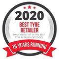 Tiger Wheel & Tyre triumphs in Daily News 'Your Choice Awards'