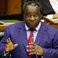 Finance Minister Tito Mboweni. Photo: