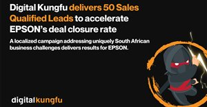Digital Kungfu delivers 50 sales qualified leads to accelerate Epson's deal closure rate