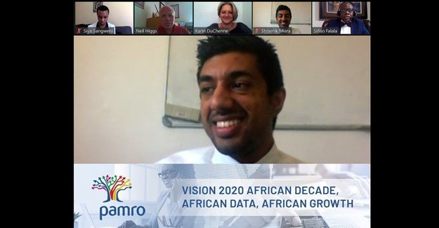 Data scientist Shramik Misra from the Kantar Africa and Middle East analytics team.