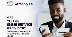 Serv: South Africa's first SME B2B marketplace