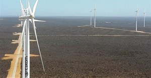 Sere wind farm. Photo: Eskom