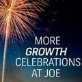 More growth at Joe