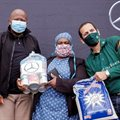 Mercedes-Benz SA donates 1,000 food parcels to Eastern Cape communities