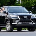 Toyota Fortuner: Now more tantalising