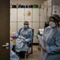 Nurses are the backbone of the health system. Marco Longari/AFP via Getty Images