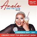 Anele and the Club on 947 take Joburg fun to the next level