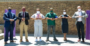 TFG commits to keeping learners safe in schools with 300,000 nationwide face mask donation