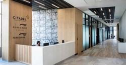 Paragon completes 1 Park Lane multi-company fit-out