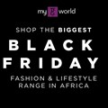 Shop the biggest fashion and lifestyle range in Africa this Black Friday