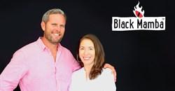 Joe and Claudia Castellanos, Black Mamba Foods