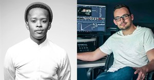 Copywriter and finishing artist win the Loeries Brand South Africa Young Creatives Award