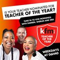 Kfm 94.5 celebrates exceptional teachers of the Cape