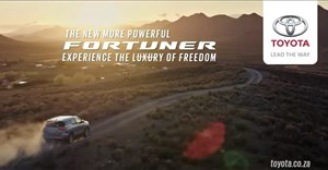 Toyota shows South Africans the meaning of 'the luxury of freedom' with new Toyota Fortuner