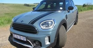 New Mini Countryman lands in Mzansi, now bigger and better