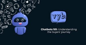 Conversational marketing and chatbots 101: Understanding the buyers' journey