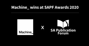 Machine_ wins 5 content marketing awards including Best Digital Publication & Editor of the Year
