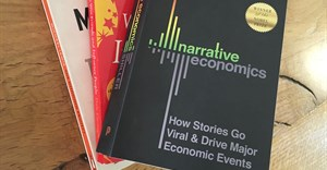 #PulpNonFiction: It's all narrative