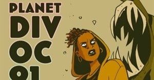 Creatives collaborate with scientists on webcomic series Planet Divoc-91