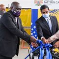 Ford SA, Department of Basic Education hand over first engine to PE school