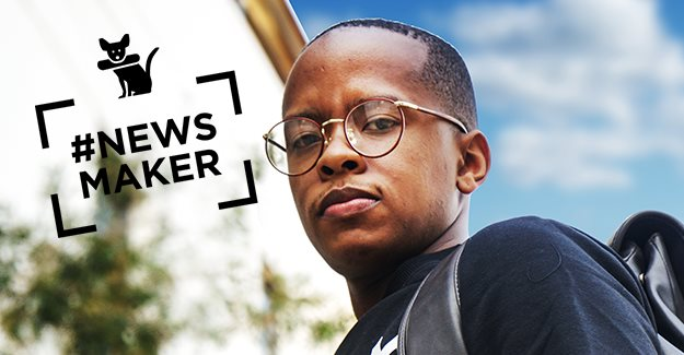 #Newsmaker: Tshepo Tumahole wins Loeries Young Creatives Award