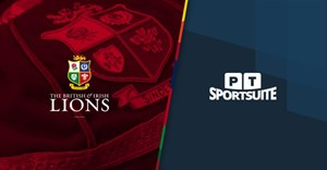 British & Irish Lions partner with digital platform innovators PT SportSuite