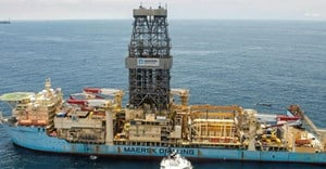 Maersk Voyager, deepwater drip ship. Photo supplied